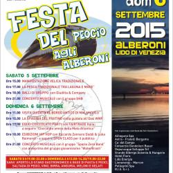 Festa del Peocio 2015