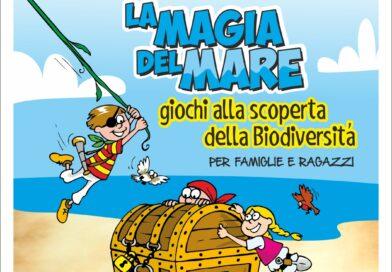 La magia del mare – giochi alla scoperta della biodiversità Domenica 25 luglio ore 10.30